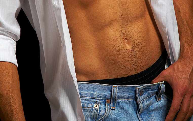 Manly body, nice body