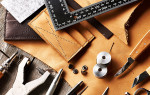 How to make modern leather accessories